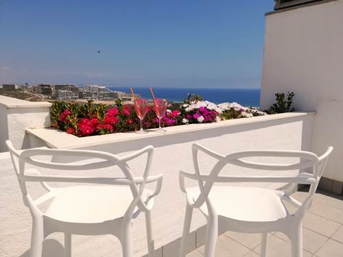 Roof Terrace - View