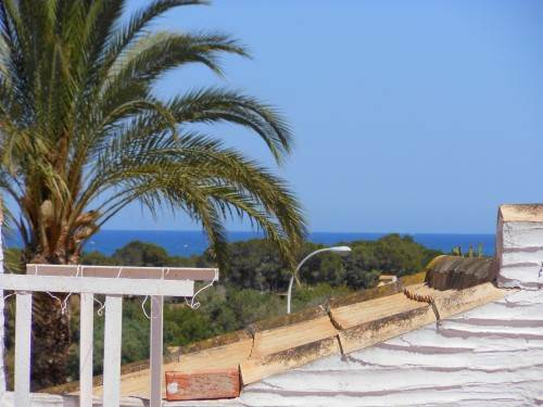 Roof Terrace - Sea Views