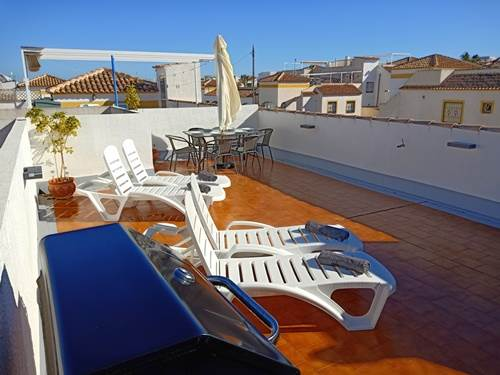 Your Private Roof Terrace