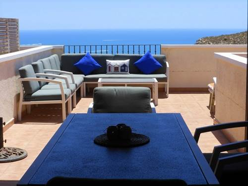 Your Private Terrace!